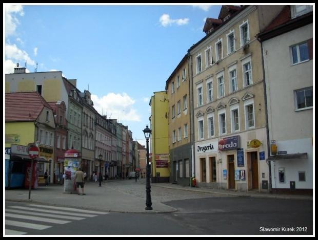Szprotawa - centrum 5