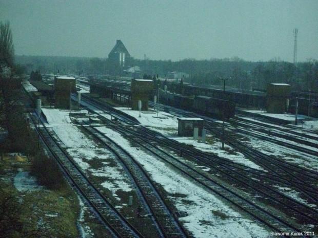 Szprotawa - przejazd Kożuchowska 2