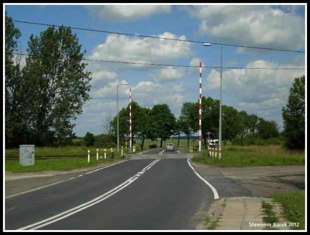 Szprotawa - przejazd Kożuchowska 1