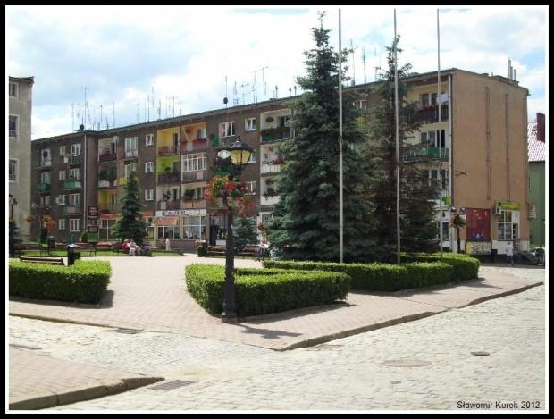 Szprotawa - centrum 1
