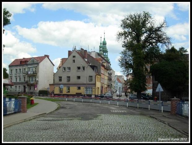 Szprotawa - centrum 6
