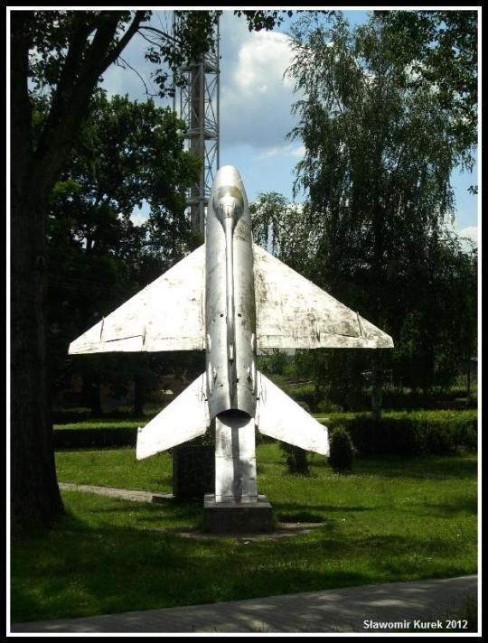 Szprotawa - samolot 2