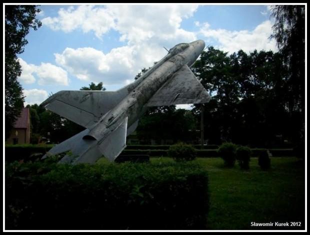 Szprotawa - samolot 3