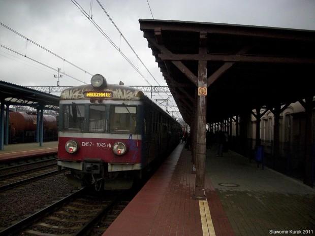 Osobowy w Bolesławcu