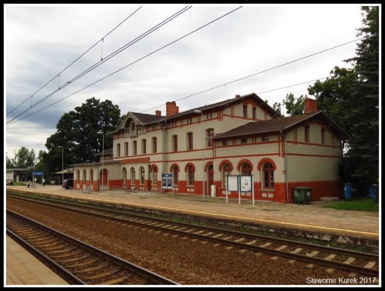 Reda - stacja kolejowa 6