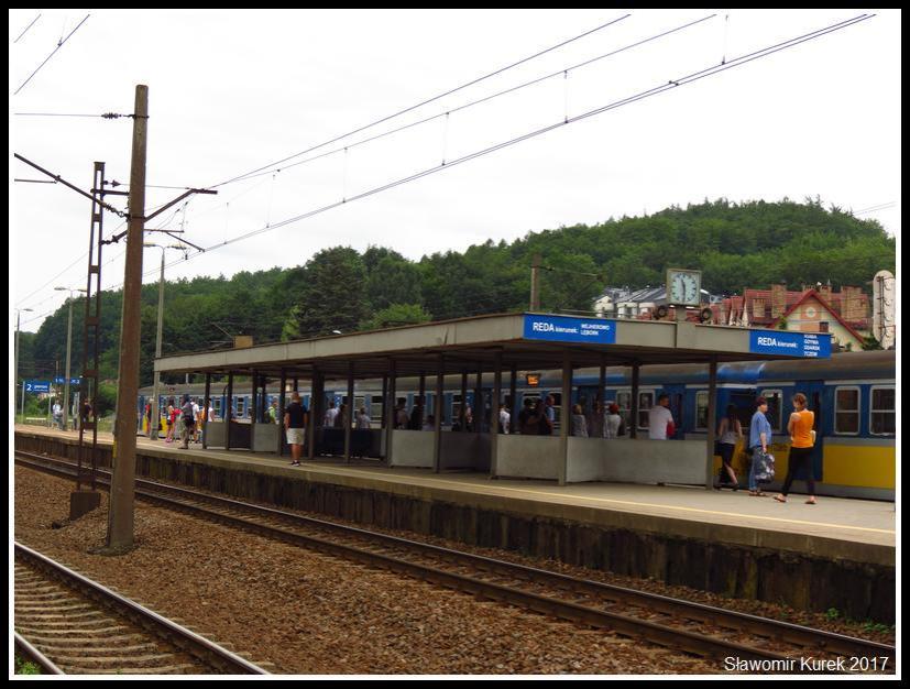 Reda - stacja kolejowa 3