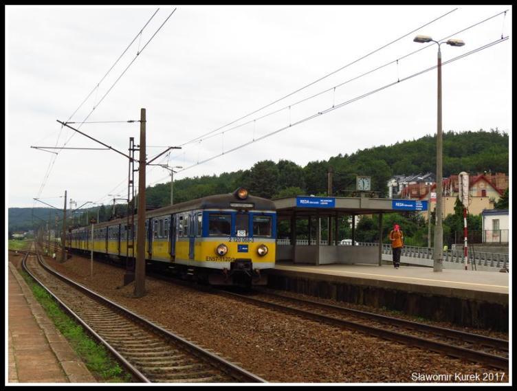 Reda - stacja kolejowa 4