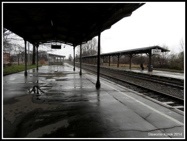Żary - stacja 1