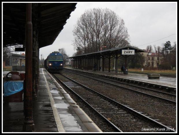 Żary - stacja 2