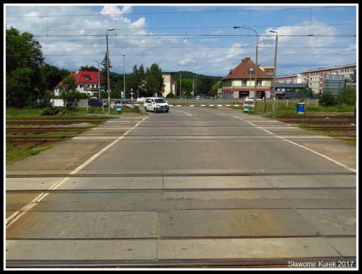 Wejherowo - przejazd Sienkiewicza 2