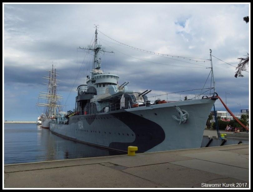 Gdynia - Błyskawica 1
