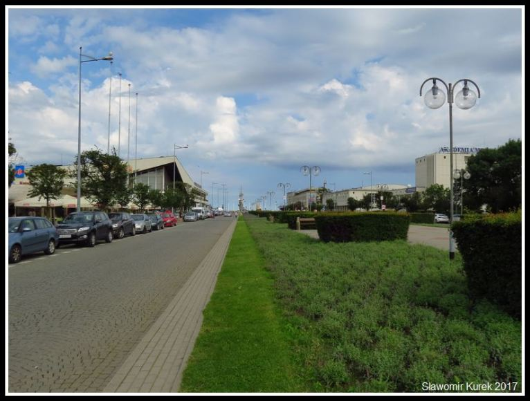 Gdynia - Skwer Kościuszki 3