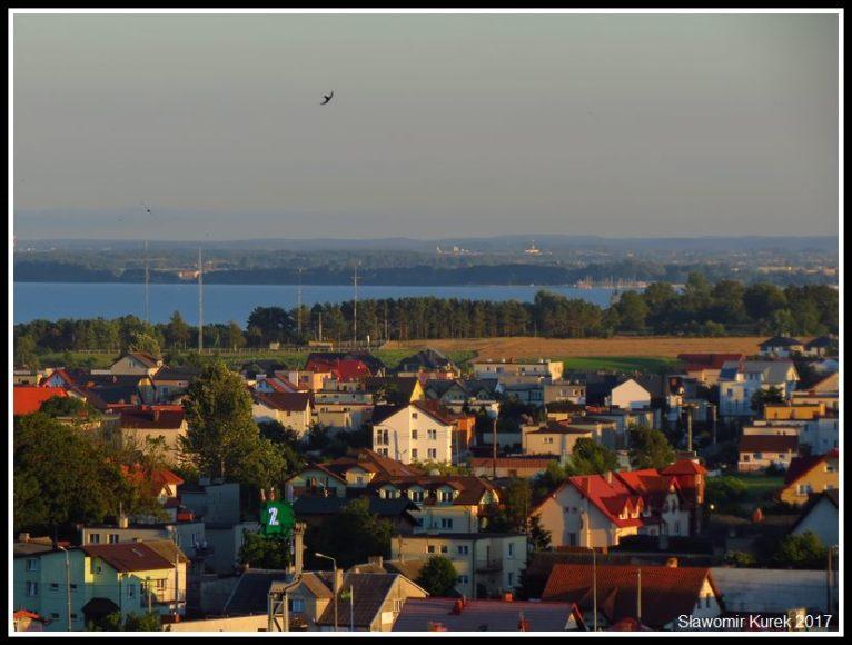 Władysławowo - widok z wieży 10