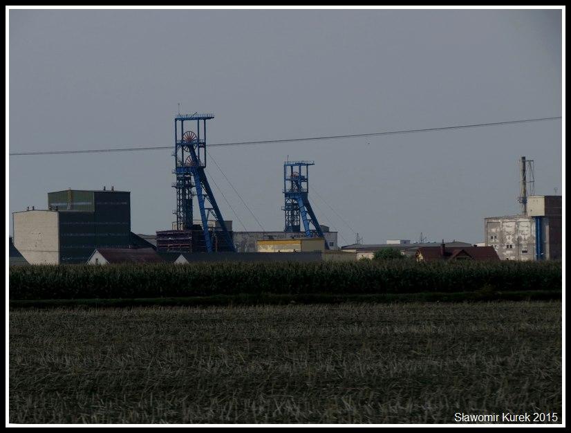 Kłodawa - kopalnia 1