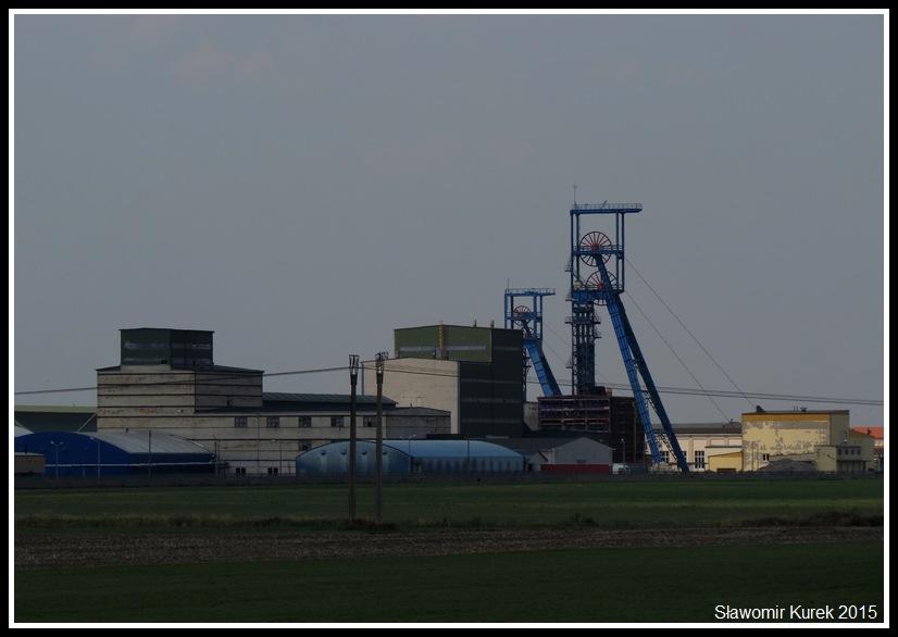 Kłodawa - kopalnia 2