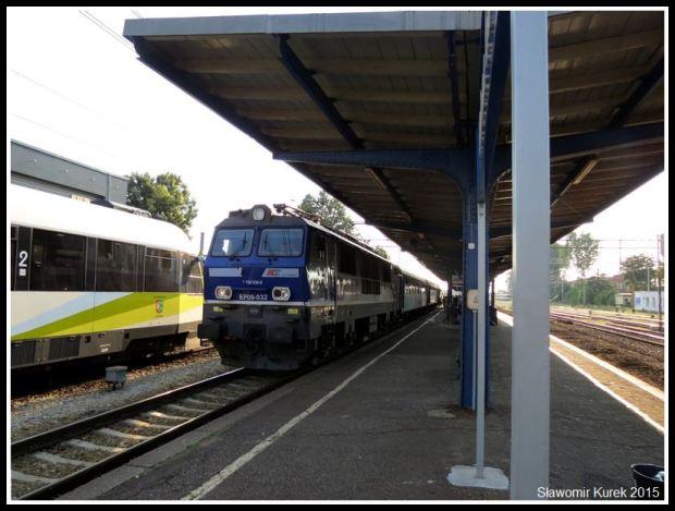 Zielona Góra - stacja 1