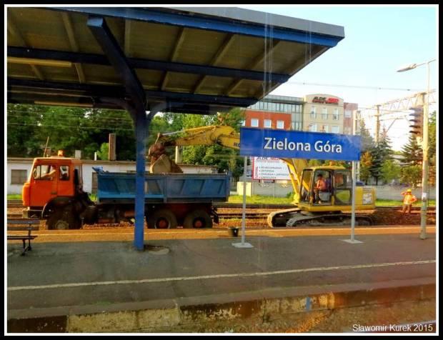 Zielona Góra - stacja 3