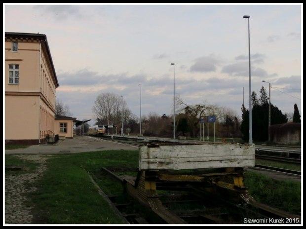Żary - stacja kolejowa 4