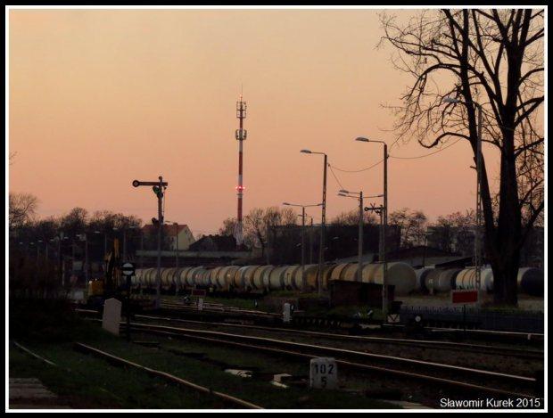 Żary - stacja kolejowa 2