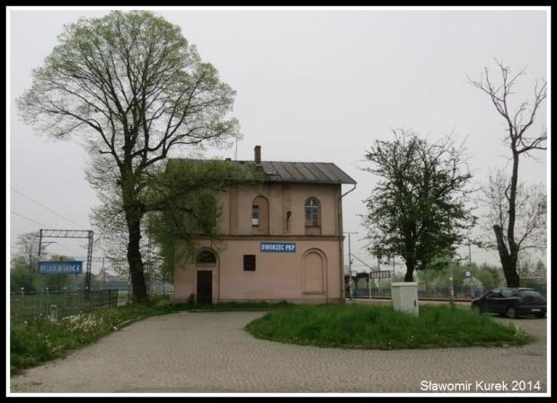Miłkowice - stacja (2)