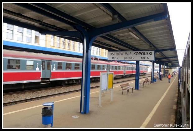 Ostrów Wielkopolski - stacja (1)