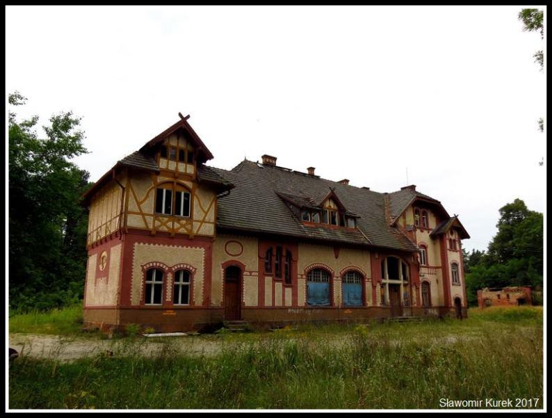 Świętoszów - stacja kolejowa 1