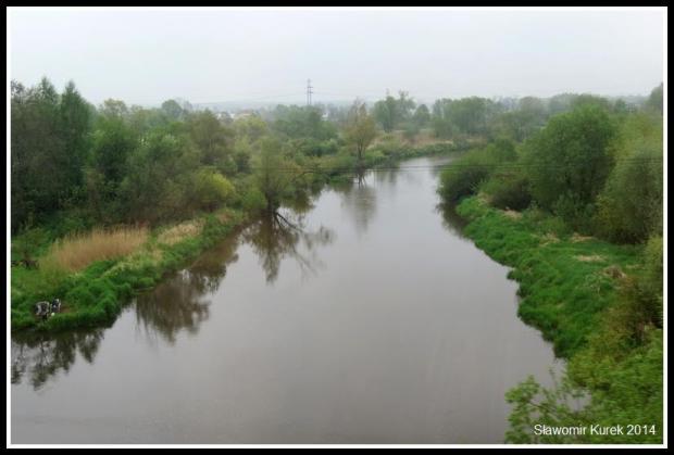 Kalisz - rzeka Prosna