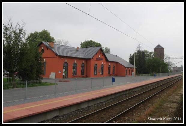 Sieradz - stacja 2