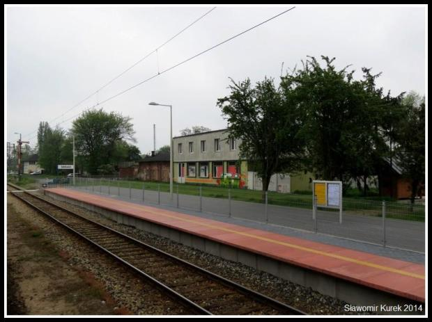 Sieradz - stacja 3