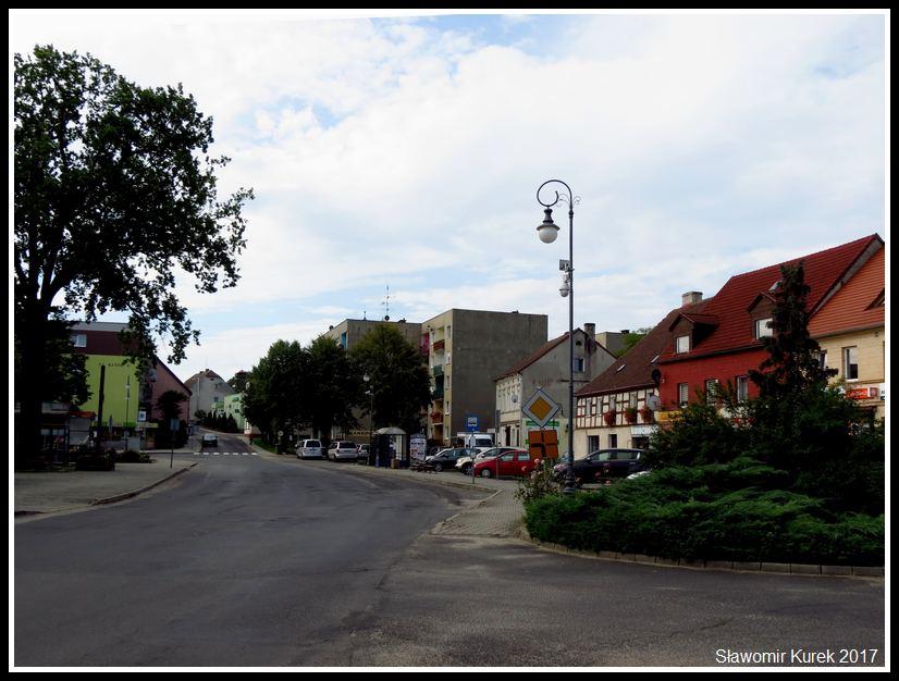 Nowogród Bobrzański - Rynek 1