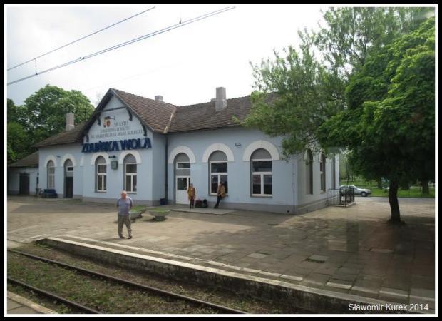 Zduńska Wola - stacja