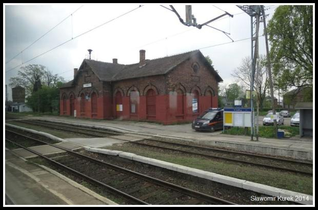 Łask - stacja 2