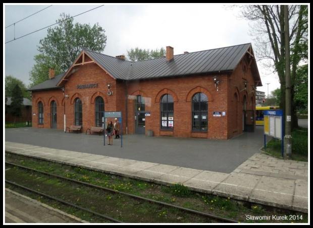 Pabianice - Stacja 2