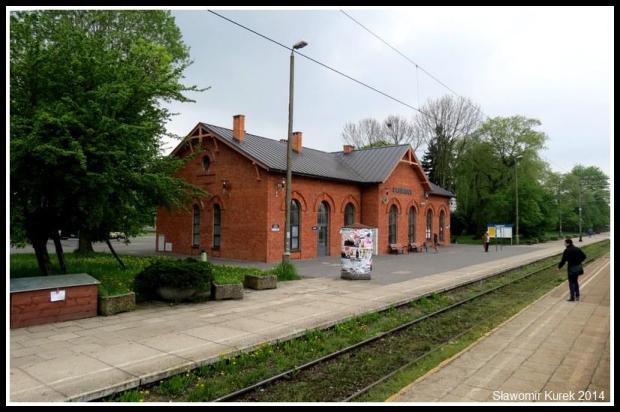 Pabianice - Stacja 1