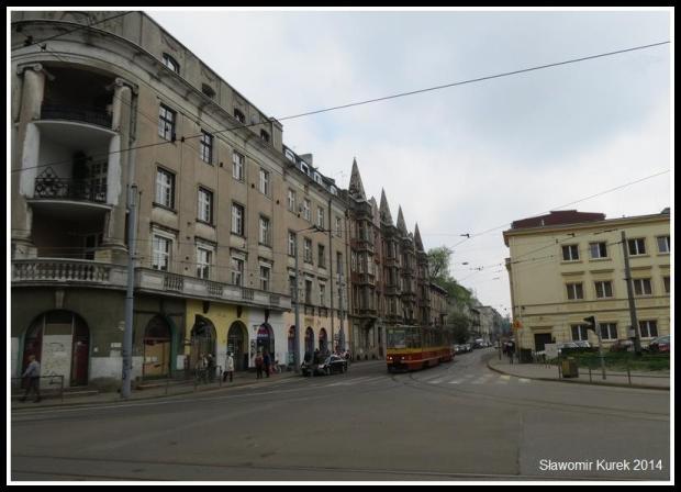 Łódź - ul Legionów / Gdańska