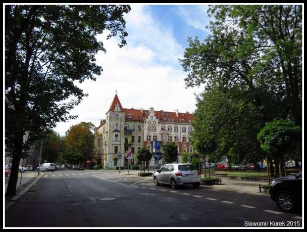 Legnica - Wojska Polskiego / Skwer