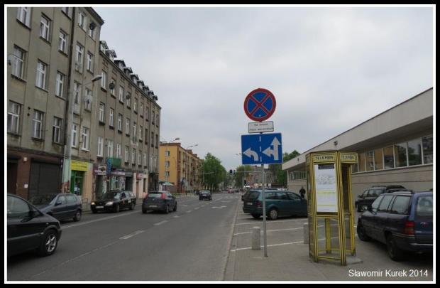 Łódź - Rynek Bałucki 1