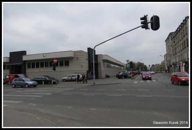 Łódź - Rynek Bałucki 2