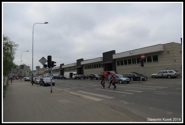 Łódź - Rynek Bałucki 3