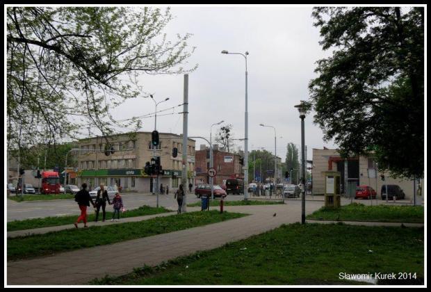 Łódź - Rynek Bałucki 4