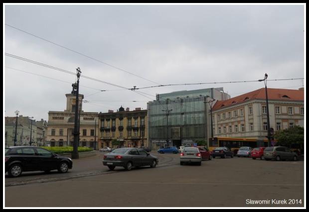 Łódź - Plac Wolności 4