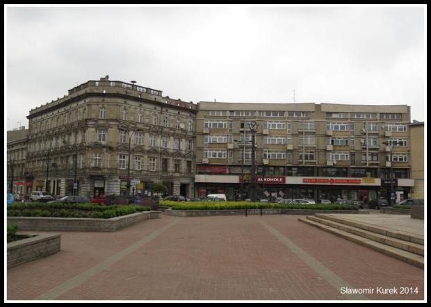 Łódź - Plac Wolności 3