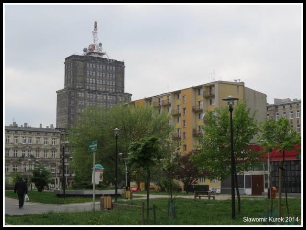 Łódź - wieżowiec 2