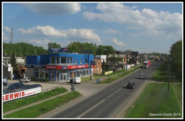 Zgierz - ul Łódzka