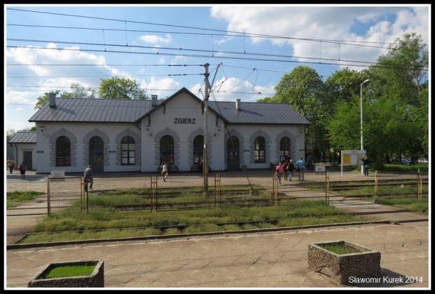 Zgierz - stacja