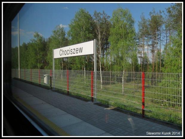 Chociszew - stacja