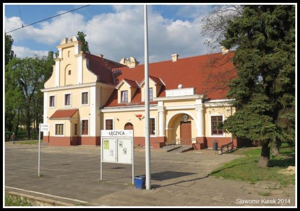 Łęczyca - stacja 1