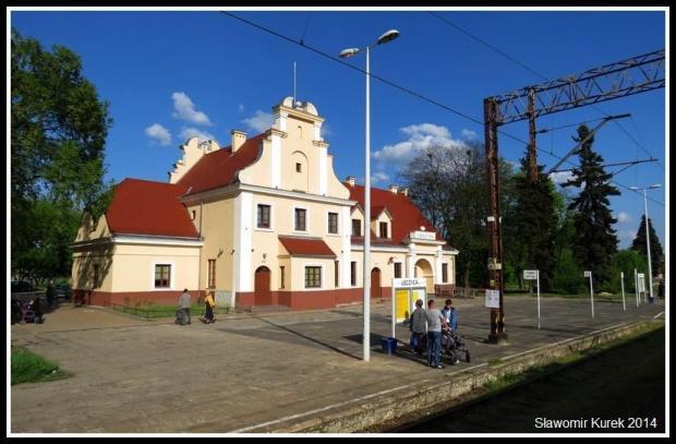 Łęczyca - stacja 2