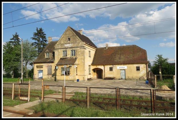 Witonia - stacja 1