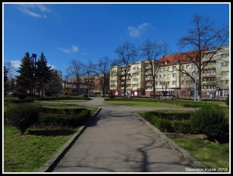 Głogów - plac 1000-lecia 2